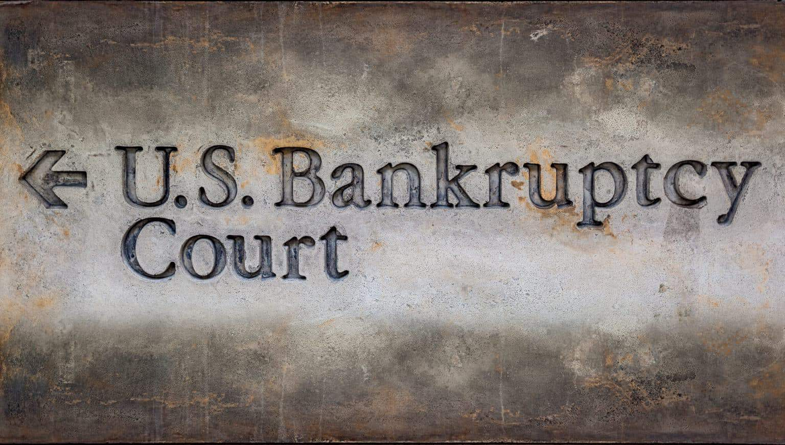 Chapter 11 Bankruptcy - International Maritime Group