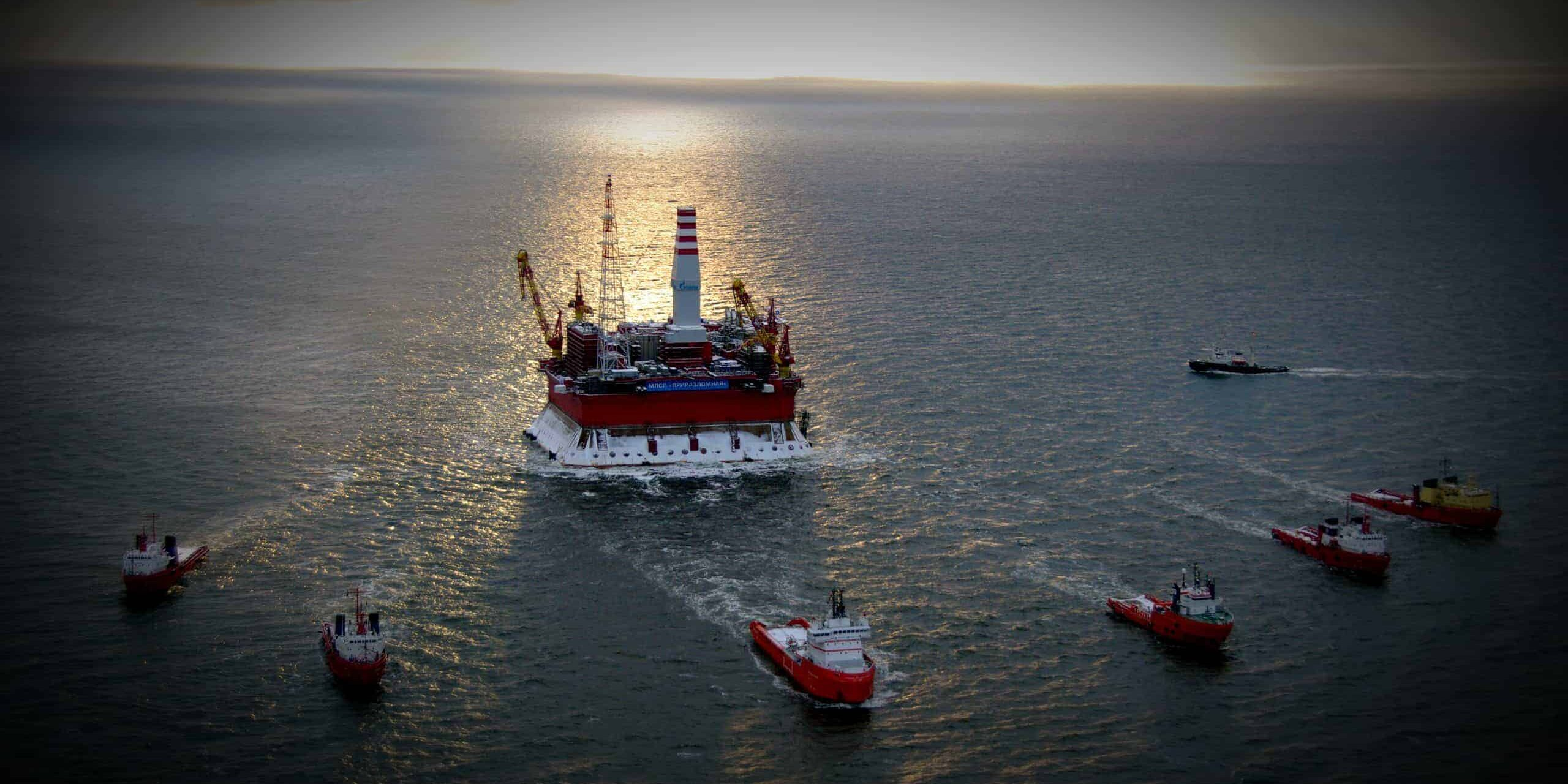Offshore Oil and Gas - International Maritime Group